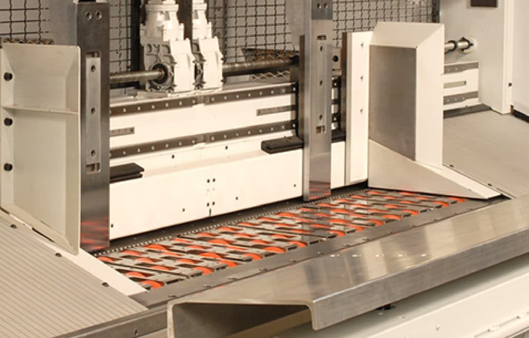 EXTEND-O-FEED® LEAD EDGE FEEDER FOR ROTARY DIE CUTTERS